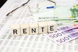 Rente und Renteversicherung im Altenheim in Polen