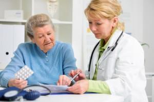 Die arztliche Versorgung ist im Seniorenheim in Polen oft gut